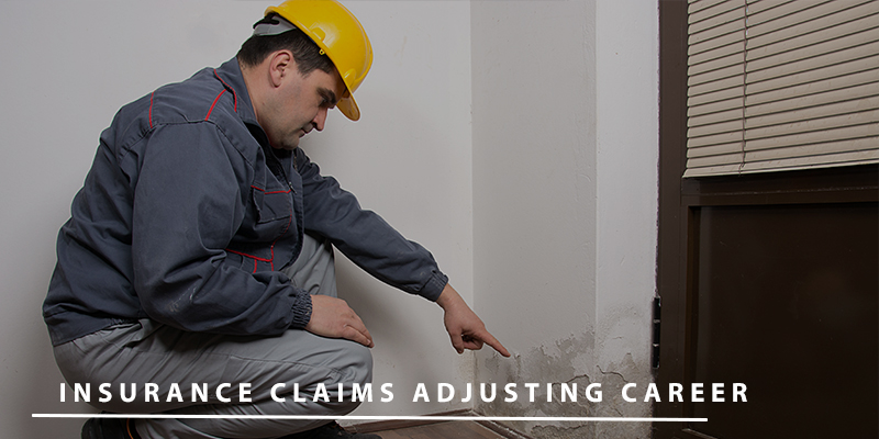 Insurance Claims Adjusting Career